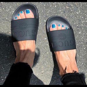 Unisex Gucci Slides